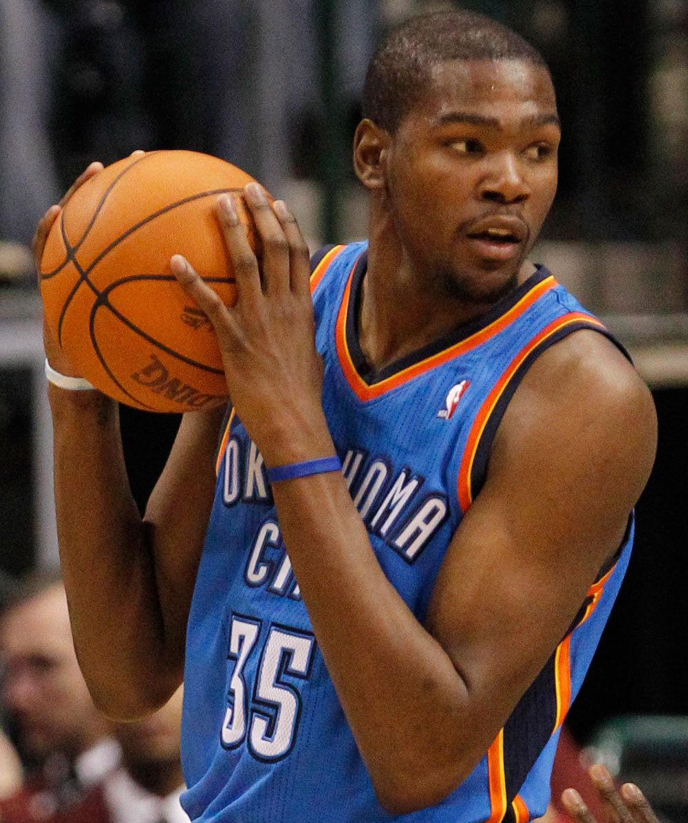 Kevin Durant Basketbal...