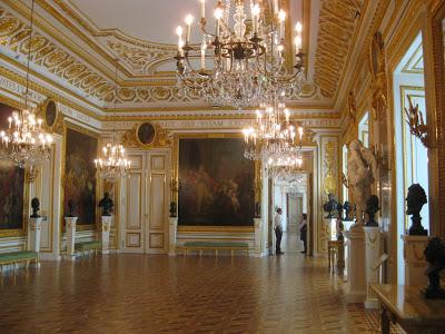 Cronos sala dei cavalieri Castello Reale di Varsavia
