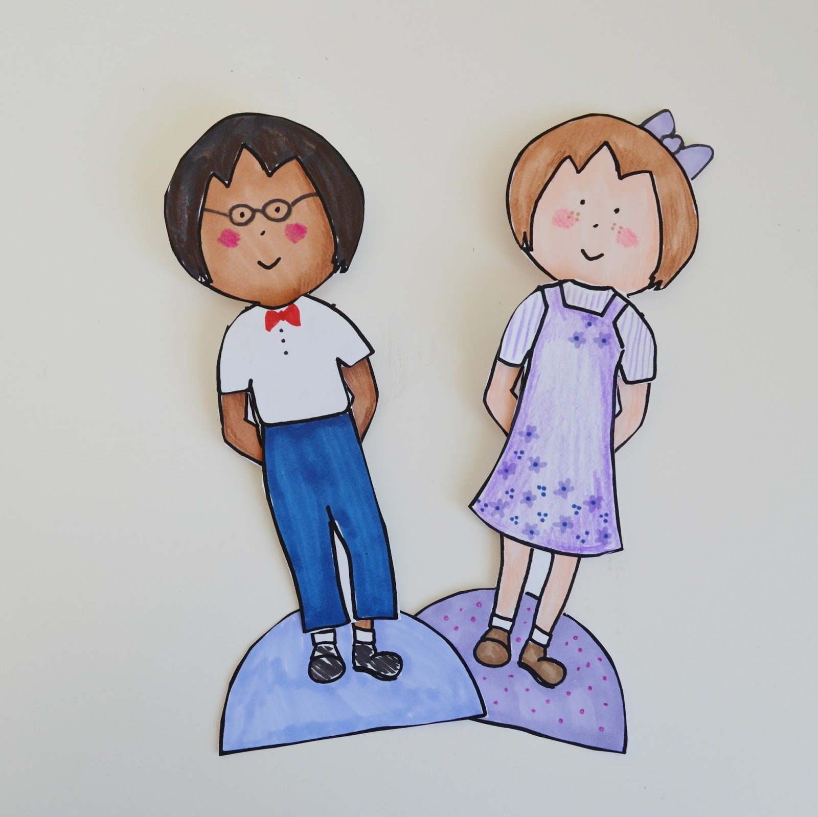 Snugglebug University Fairy Tale Paper Dolls And A Free Paper Doll