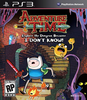 Adventure Time Explore the Dungeon Because I DON'T KNOW! PS3 Repack by Afd