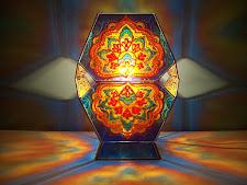 Luminária Octaedro