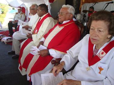 Autoridades da Igreja Católica