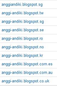 Apa Benar Isu Domain Blogspot.com Di Ganti Blogspot.co.id