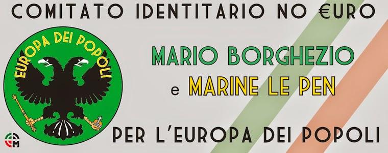 MARIO BORGHEZIO (Comitato Identitario No Euro)