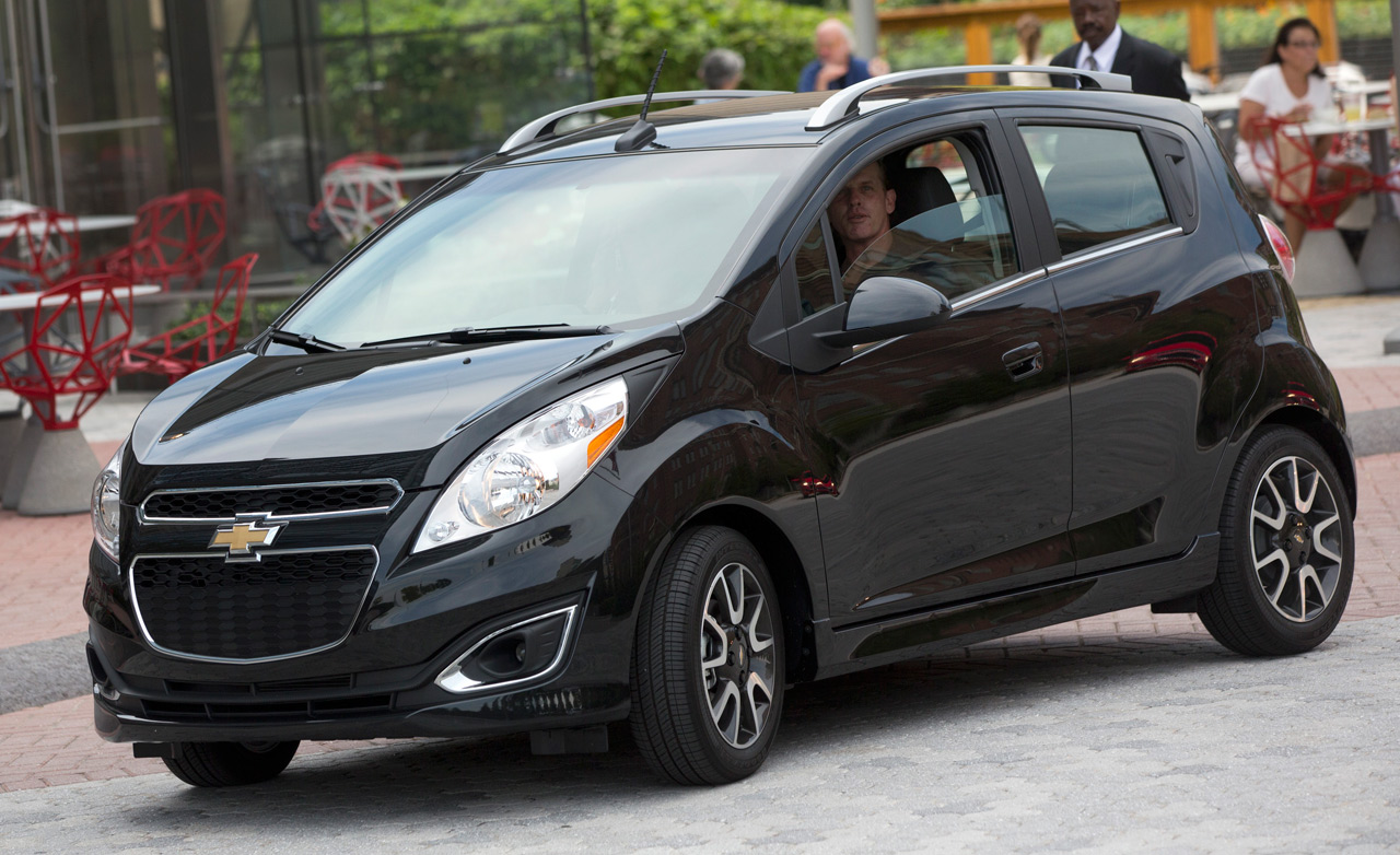 Most Desirable Cars In The World Chevrolet Spark