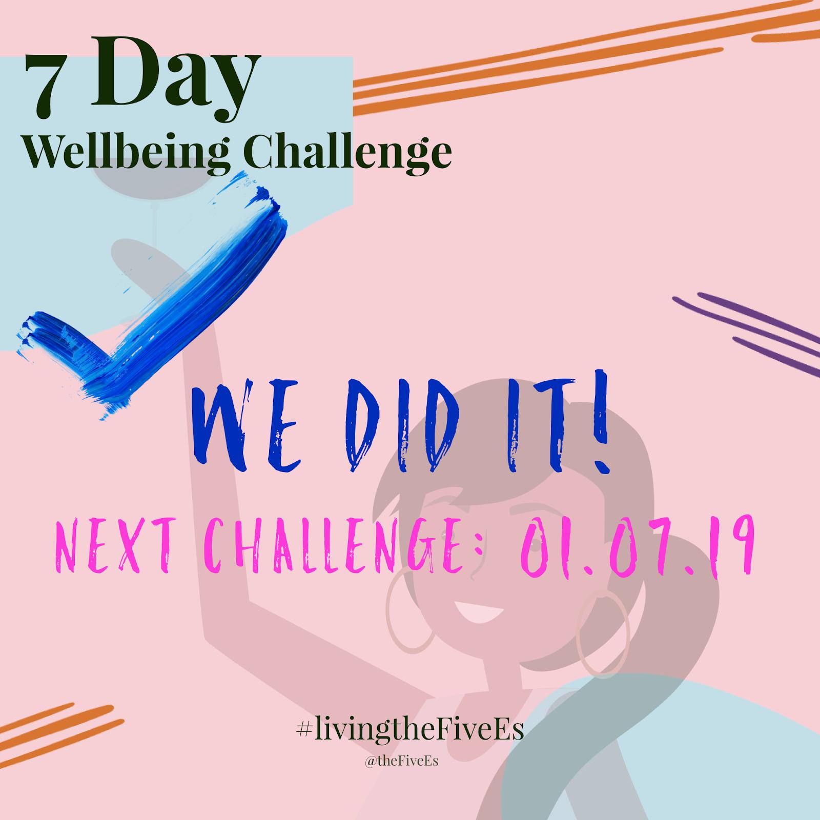 Wellbeing Challenge