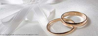 Couverture pour facebook mariage