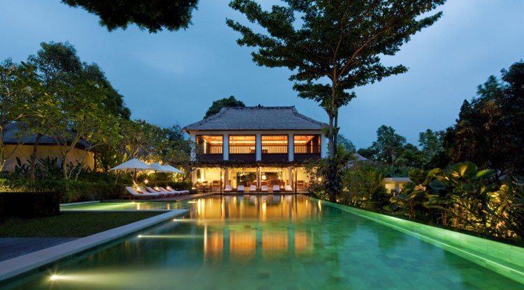 Passion for luxury uma ubud bali resort a piece of heaven for Small luxury hotels bali