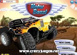 Jugar Motor Beast