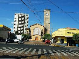 PARÓQUIA DE STO ANTONIO DE ADAMANTINA-SP-BRASIL