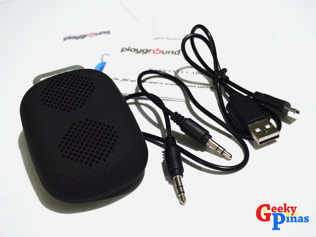 Playground.PH BS300 Bluetooth Speaker Review
