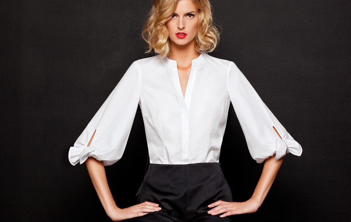 Imagenes de camisas de moda para mujeres Tidebuy  - imagenes de camisas de mujer