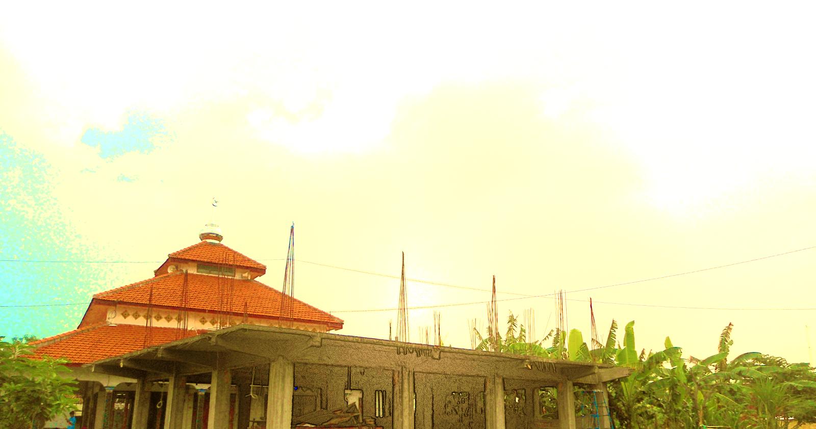 Masjid Ar-Rohmah Kaliombo