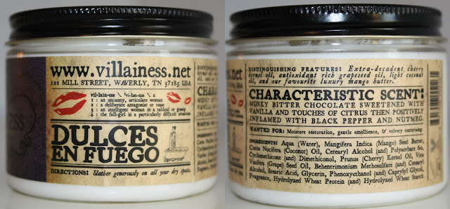 Dulces En Fuego Whipped! Body Cream