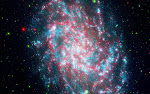 hermosa galaxia espiral...en copitosoftwareradio.