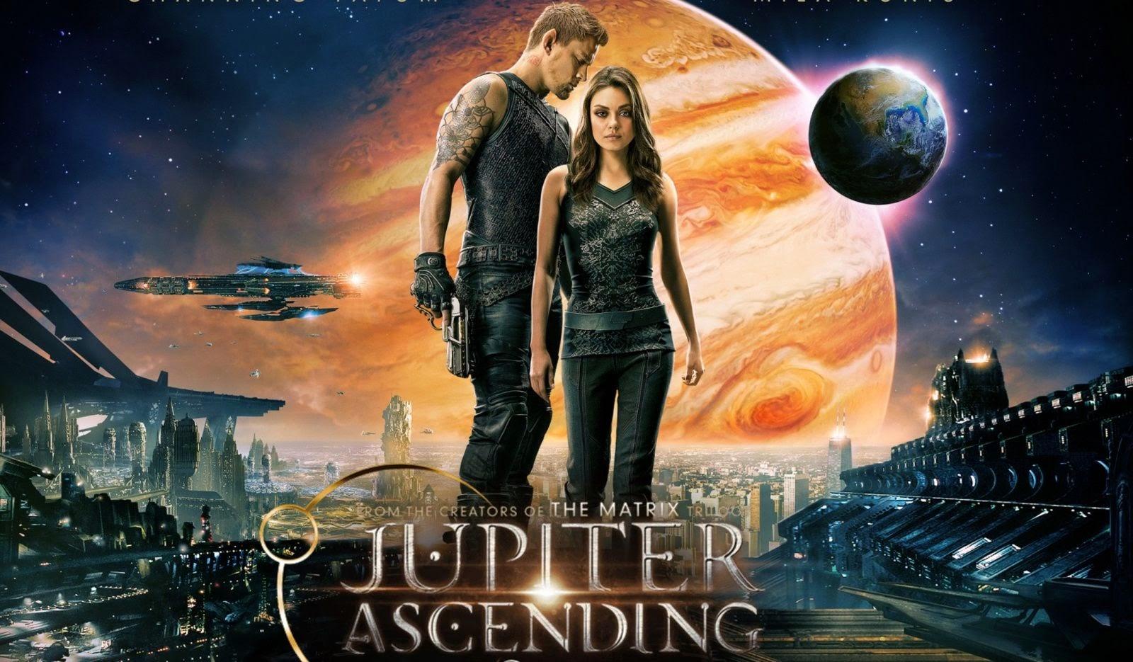 Jupiter Ascending o El Destino de Jupiter, ciencia ficción