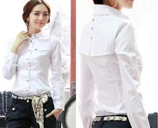 lindos modelos de blusas sociais femininas