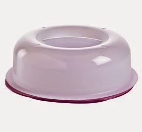 Tupperware Microwave Plate Cover
