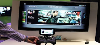 video game console Nvidia Shield
