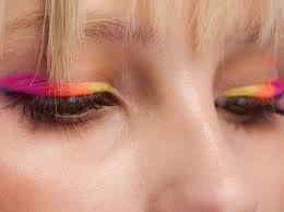 Maquiagem 3Dcoloridas