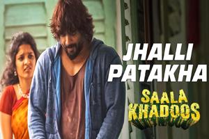 Jhalli Patakha