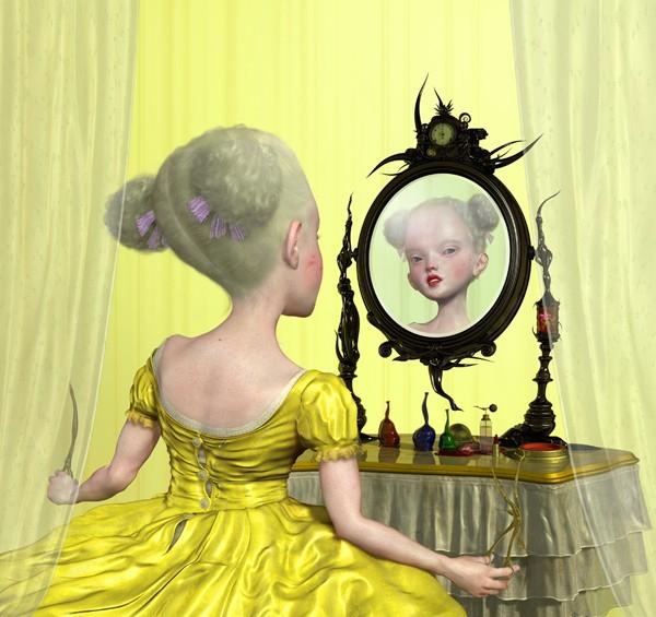 ray caesar vanity
