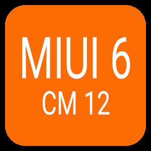 MIUI V6 CM12 Theme v1.0