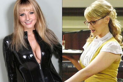 Bernadette aus Big Bang Theory ist hot!