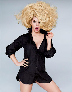 Jessica Simpson in New York magazine