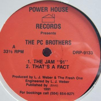 The PC Brothers - The Jam 91