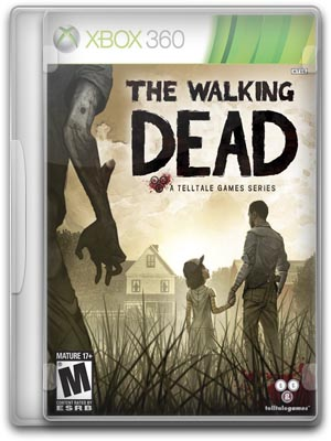The Walking Dead A Telltale Games Series Xbox 360 Pdrdownloads Download The Walking Dead: A Telltale Games Series   Xbox 360