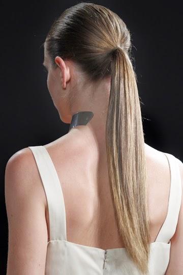 Peinados tendencia primavera 2014