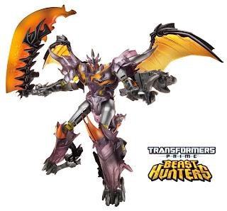 Hasbro Transformers Prime Beast Hunters Predaking