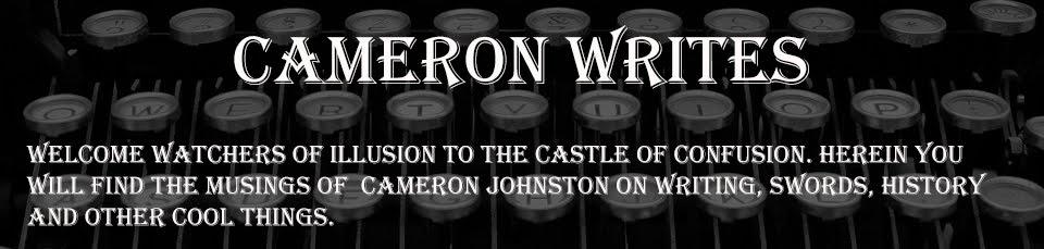 Cameron Writes