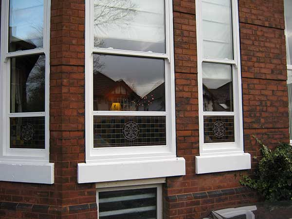 Timber Sash Windows from Reddish Joinery