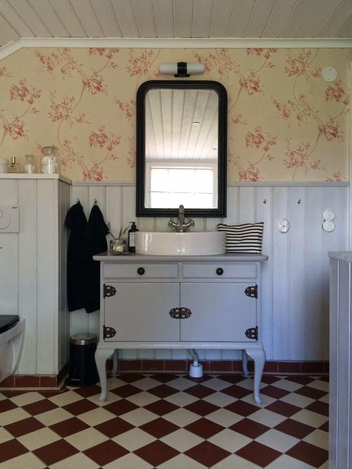Paulina & jag: Alternativa badrum...