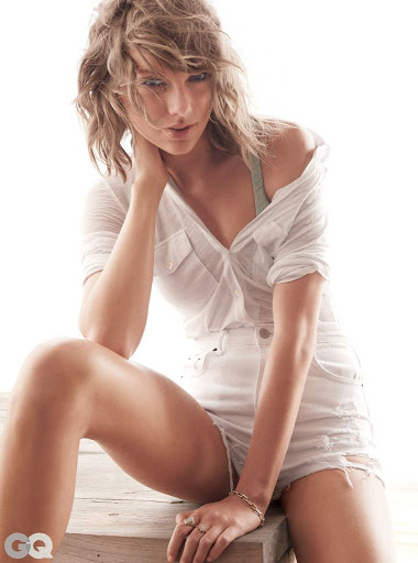 Taylor Swift GQ Magazine November 2015 photo shoot