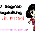 1st Segmen Blogwalking By Cik Pelangi