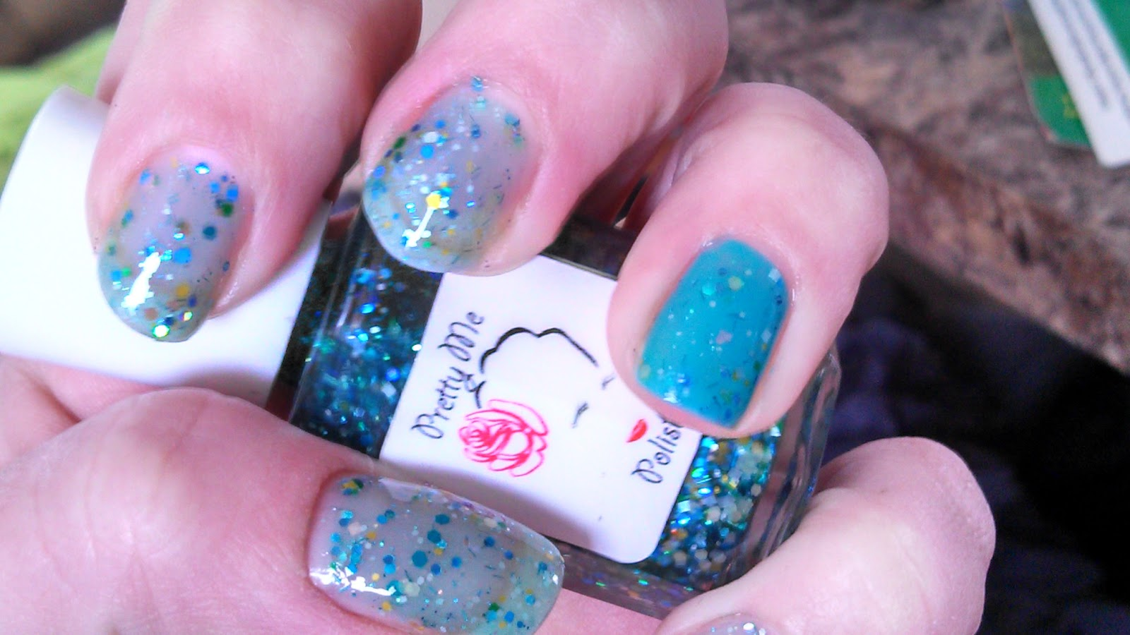 Enchanting Cosmetics: Pretty Me Polish in Purple People Eater and ...