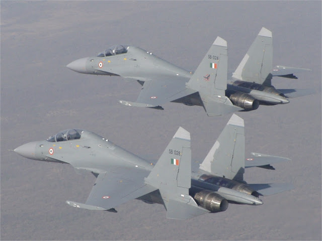 Su-30MKI Flanker
