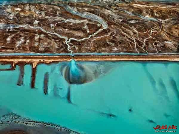 بحيرة الطاقة الحرارية الأرضية سيرو برييتو، المكسيك