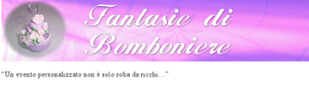 Fantasie di Bomboniere