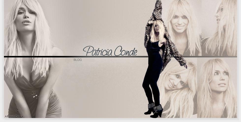 Patricia Conde Blog