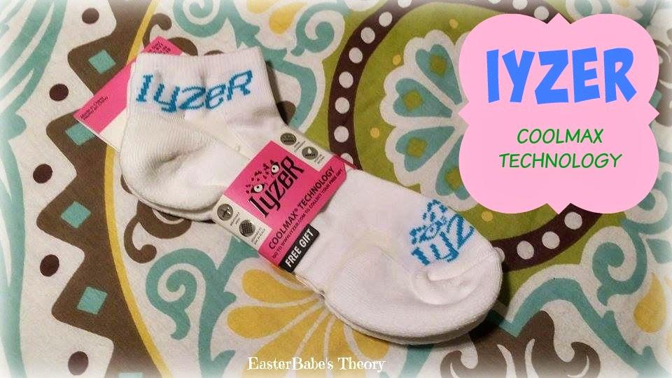 Iyzer COOLMAX Sport Socks