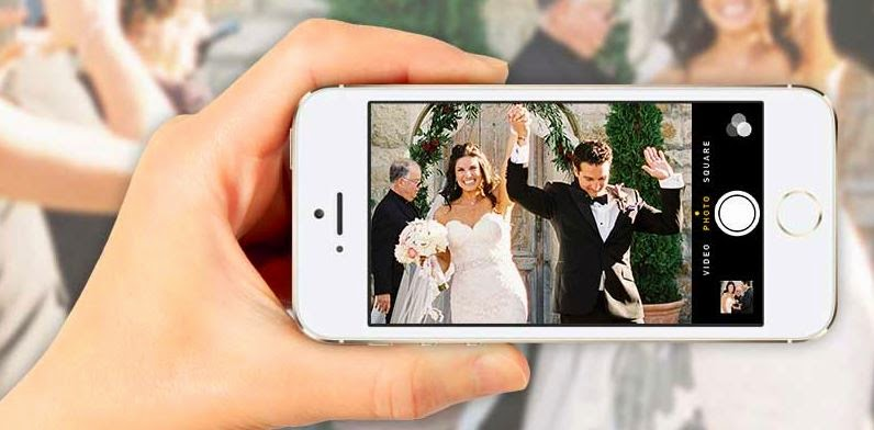 Replace Your Wedding Photographer With These Apps