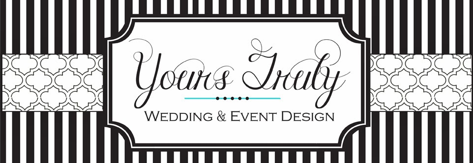 Yours Truly - Wedding and Event Design