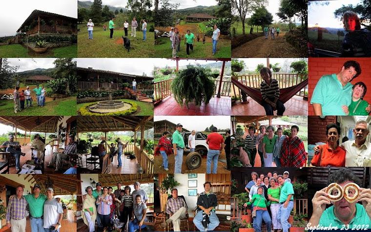 Finca de Amparo Herazo Entrañable Amiga de los Ossa de la Pava Bitaco Valle Colombia