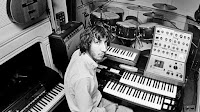 Pete Townshend studio image