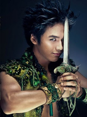 Sam Concepcion as Peter Pan