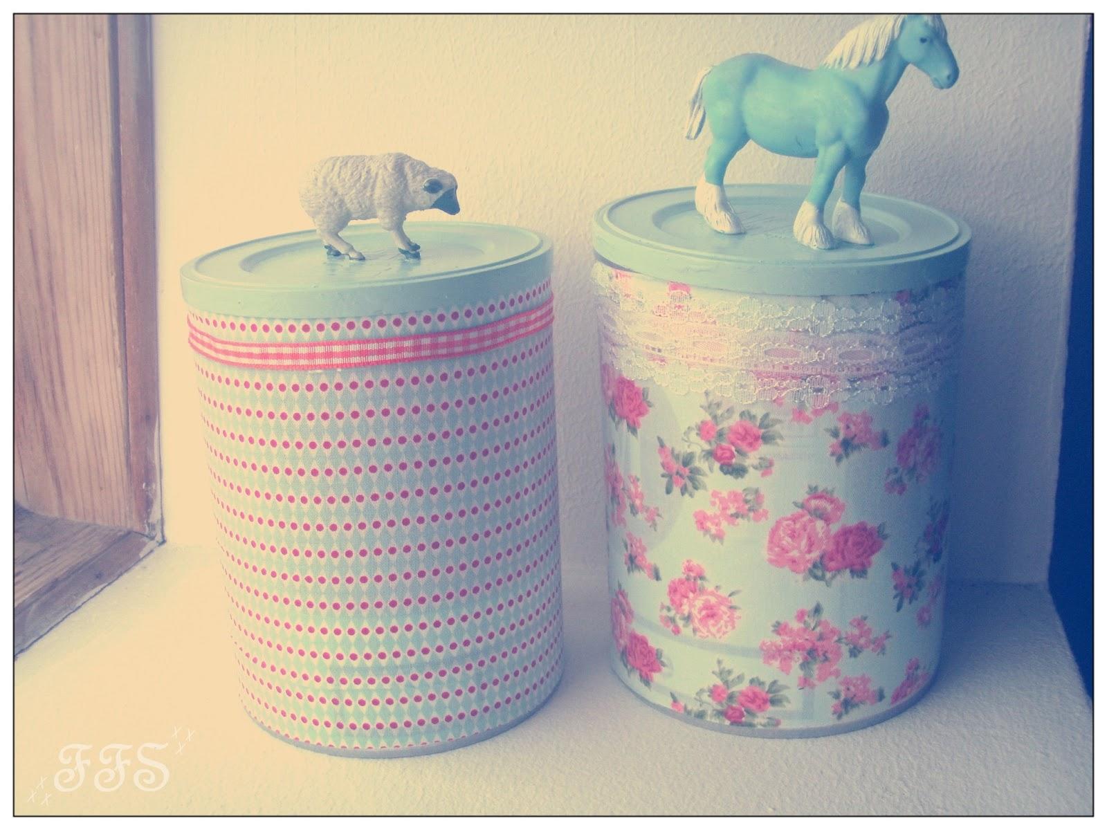 Recyclage de boites - Recyclage pot de peinture ...